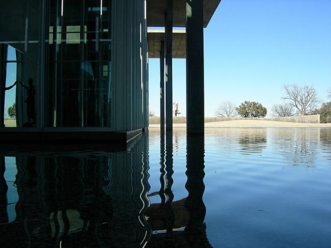 Музей современного искусства в Форт-Уерт. Фото: Joe Mabel via flickr.com. Лицензия GNU Free Documentation License, Version 1.2
