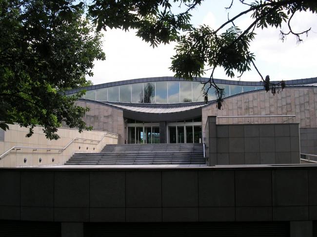 Центр японского искусства и техники «Мангха». Фото: Nemuri via Wikimedia Commons. Фото находится в общественном доступе