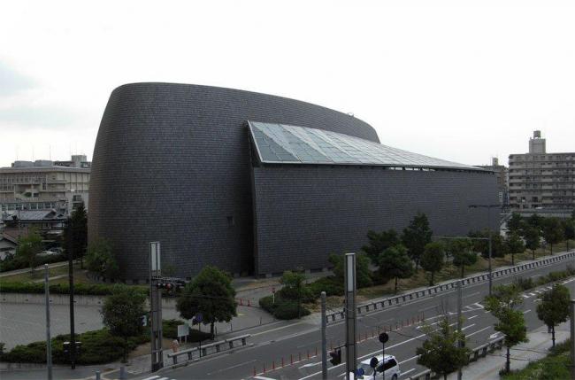 Зал Столетия. Фото Amagase via Wikimedia Commons. Лицензия CC-BY-SA-2.5