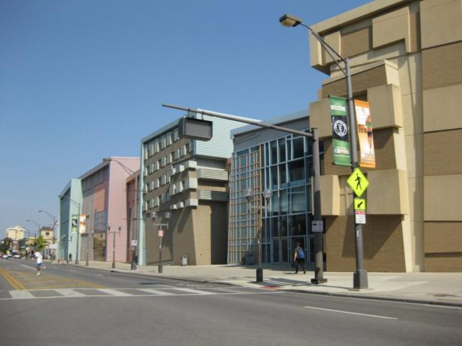 Конференц-центр Большого Колумбуса. Фото: Richie Diesterheft via flickr.com. Лицензия CC BY 2.0