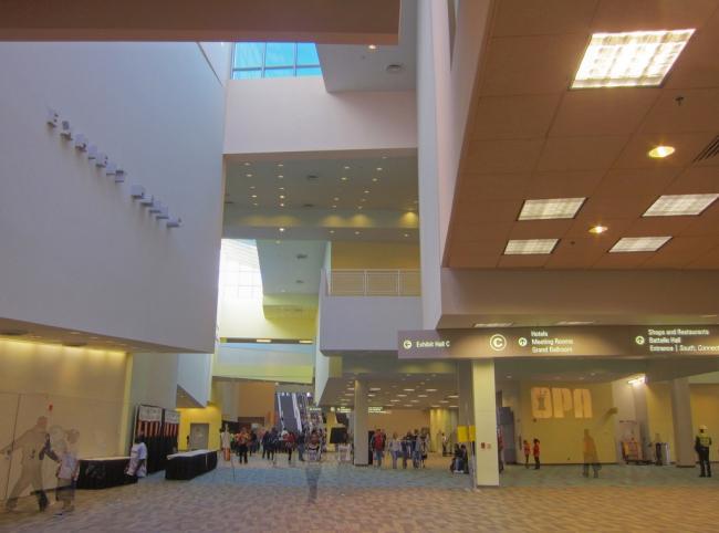 Конференц-центр Большого Колумбуса. Фото: joevare via flickr.com. Лицензия CC BY-ND 2.0