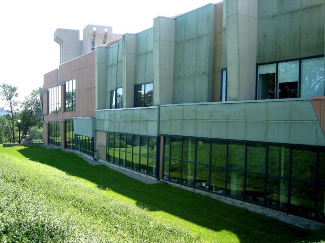 Центр дизайна и искусств Аронофф. Фото: Sarah Le Clercvia flickr.com. Лицензия CC BY-ND 2.0