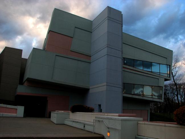 Центр дизайна и искусств Аронофф. Фото: fusion-of-horizons via flickr.com. Лицензия CC BY 2.0