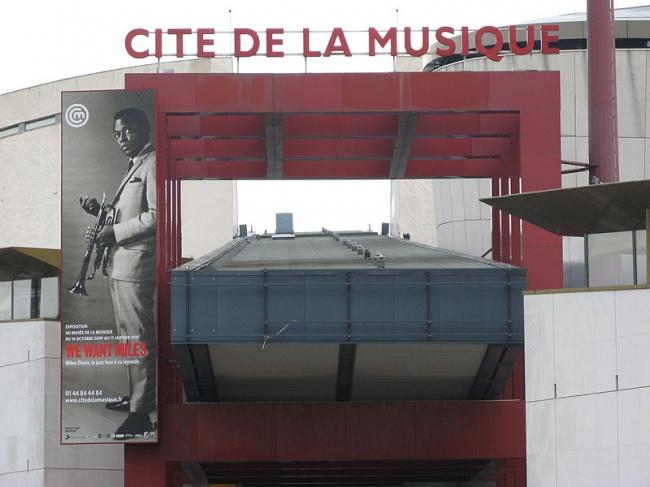 Комплекс «Город музыки». Фото: Olivier Bruchez via Wikimedia Commons. Лицензия CC-BY-SA-2.0