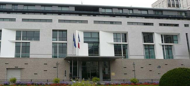 Посольство Франции в Германии. Фото: Kyro via Wikimedia Commons. Лицензия CC-by-sa 3.0