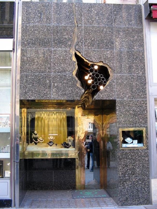 Ювелирный магазин Schullin. Фото: Wendy via Wikimedia Commons. Лицензия CC BY-SA 2.0
