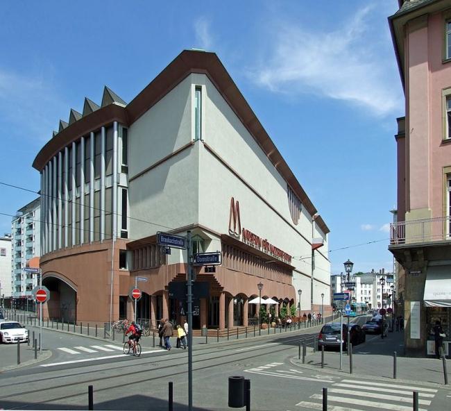 Музей современного искусства. Фото: Dontworry via Wikimedia Commons. Лицензия CC-BY-SA-3.0