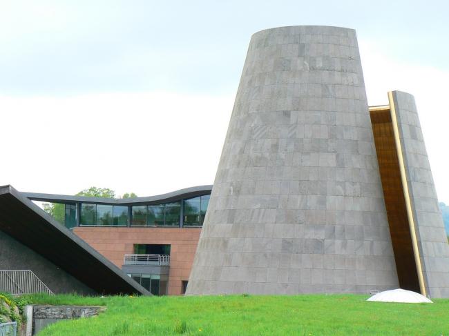 Vulcania – Европейский центр вулканологии. Фото: dierk schaefer via flickr.com. Лицензия CC BY 2.0