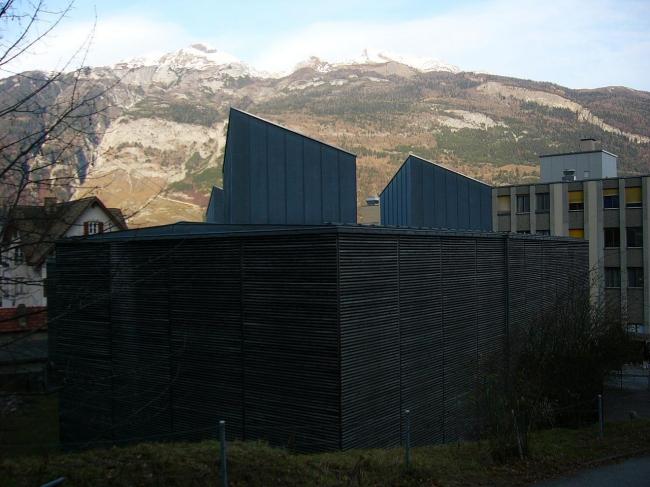 Защитный корпус для археологических остатков древнеримского периода. Фото: Rory Hyde via flickr.com. Лицензия CC BY-SA 2.0