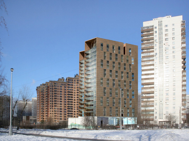 Офисно-деловой комплекс на ул. Академика Пилюгина. JMP - Concept, Schematic, DD. ADM - Стадия Проект, Тендерный пакет