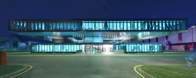 Исследовательский центр Ferrari © Maurizio Marcato