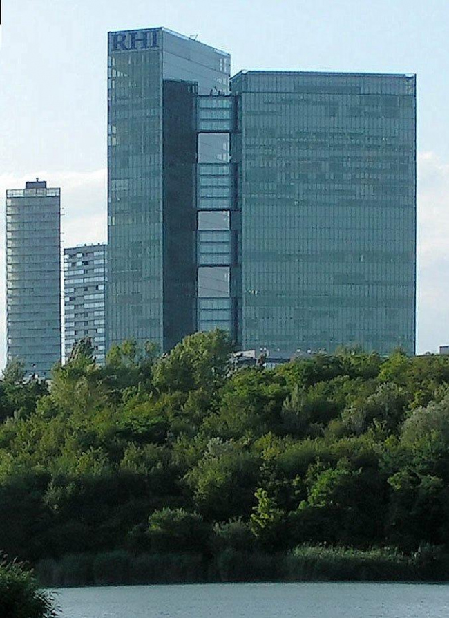 Башня Twin Tower. Фото: via Wikimedia Commons. Лицензия CC BY-SA 3.0