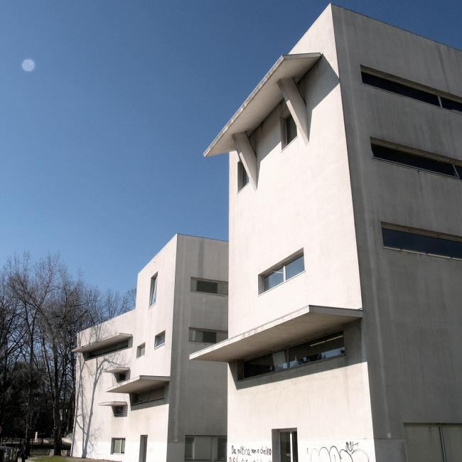 Архитектурный факультет Университета Порто. Фото: Isabel Coimbra via Wikimedia Commons. Лицензия CC BY-SA 2.5