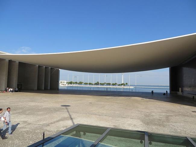 Павильон Португалии на ЭКСПО 1998. Фото: royckmeyer via Wikimedia Commons. Лицензия CC-BY-SA-2.0