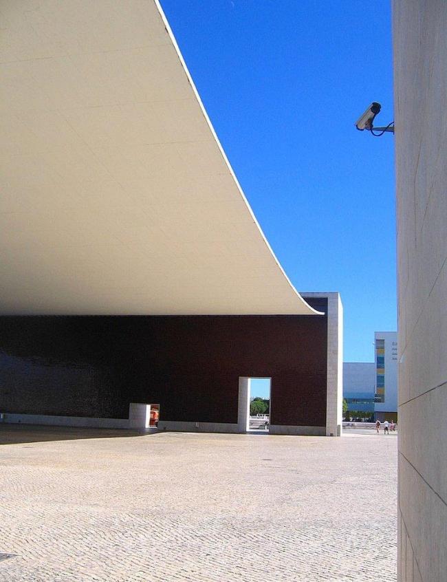 Павильон Португалии на ЭКСПО 1998. Фото: Andy Bosselman via Wikimedia Commons. Лицензия CC-BY-2.0