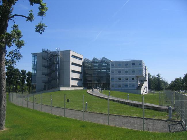 Архитектурная школа в Марн-ла-Валле. Фото: via Wikimedia Commons. Лицензия CC‑BY‑SA‑3.0
