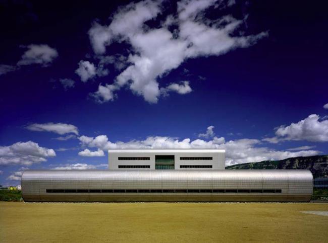 Завод и штаб-квартира компании Vacheron Constantin © Bernard Tschumi Architects
