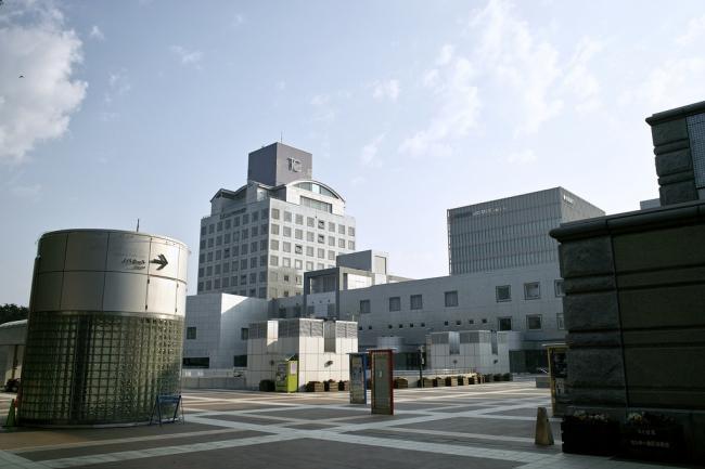 Комплекс «Цукуба-центр». Фото: Jun Seita via Wikimedia Commons. Лицензия CC BY 2.0