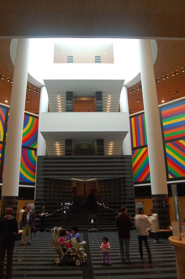 Музей современного искусства в Сан-Франциско. Фото: Rob Young via Wikimedia Commons. Лицензия CC-BY-2.0