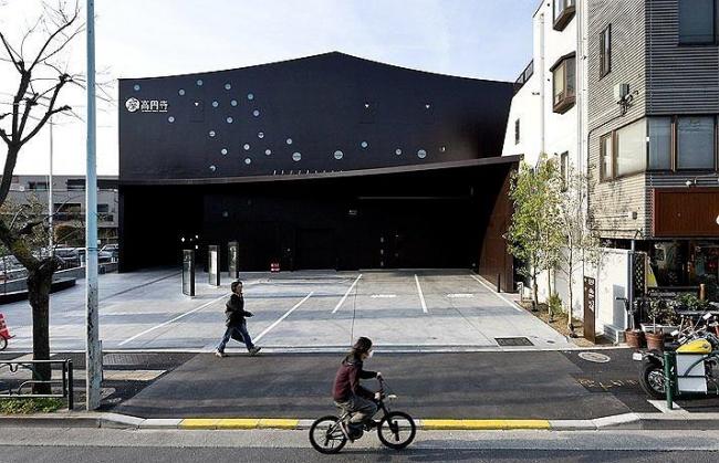 Театр Дза-Коэндзи в Токио. Фото © Iwan Baan