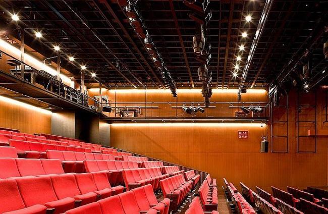 Театр Дза-Коэндзи. Фото © Iwan Baan