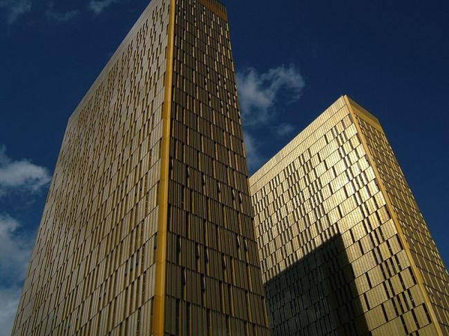Европейский суд. Фото sprklg via Wikimedia Commons. Лицензия CC BY-SA 2.0