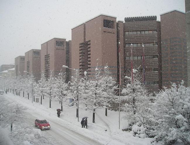 Здание Banca del Gottardo. Фото: Massimo Macconi via Wikimedia Commons. Фото находится в общественном доступе
