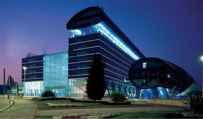 Здание администрации департамента Буш-дю-Рон © aLL Design