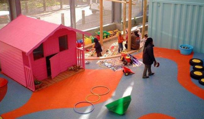 Детский центр Фавуд © aLL Design