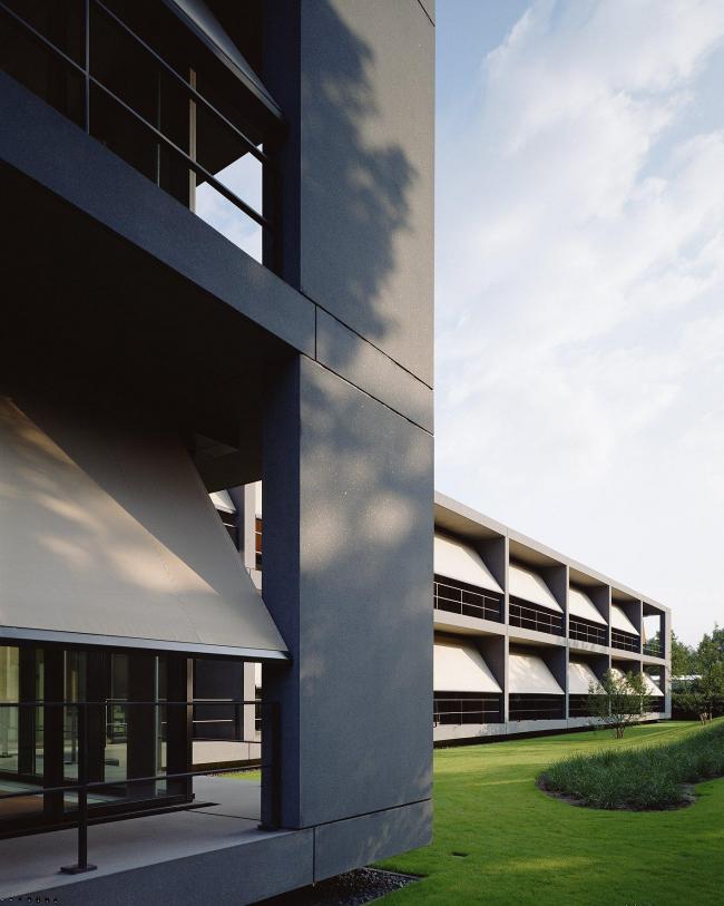 Штаб-квартира компании Ernsting′s family © Christian Richters