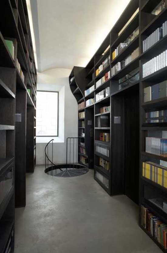 Центр Общества Франца Кафки © Steven Holl Architects