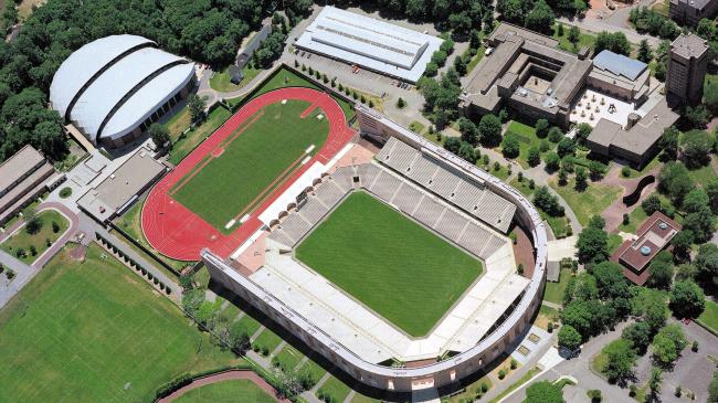 Стадион Принстонского университета © Viñoly