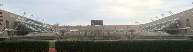 Стадион Принстонского университета. Фото: David Keddie via Wikimedia Commons. Лицензия CC-BY-SA-4.0
