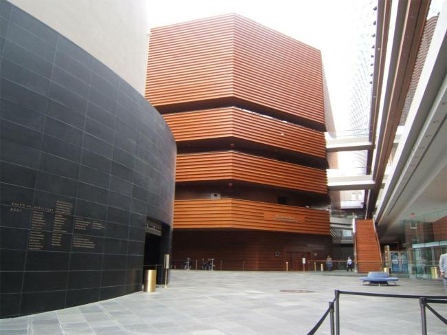 Центр исполнительского искусства Киммел © Viñoly