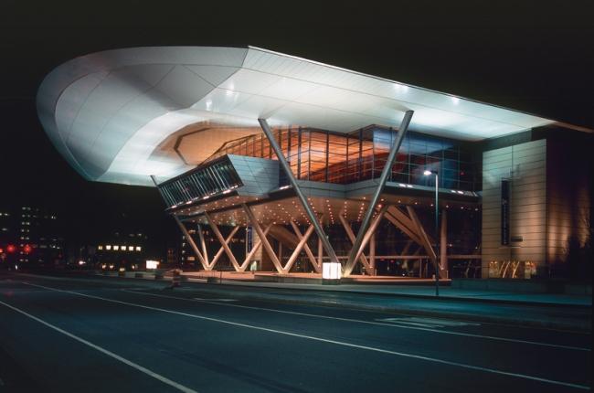 Выставочный комплекс и конгресс-центр в Бостоне. Фото: Groupe Canam via Wikimedia Commons. Лицензия CC-BY-SA-3.0