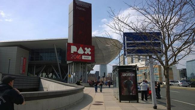 Выставочный комплекс и конгресс-центр в Бостоне. Фото: Roth Sothy via Wikimedia Commons. Лицензия CC-BY-SA-2.0