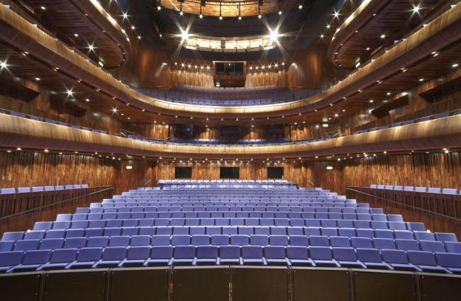 Уэксфордский оперный театр