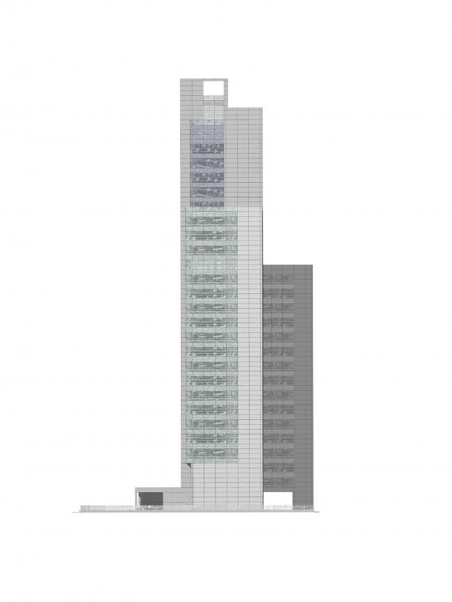 Комплекс офисных зданий на улице Северная, г. Краснодар. Чайковски-плаза