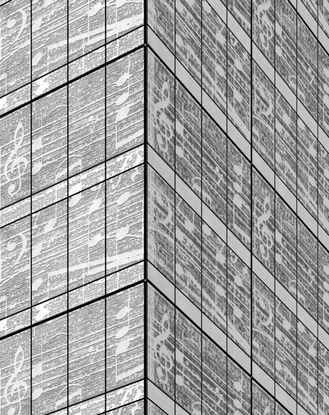 Комплекс офисных зданий на улице Северная, г. Краснодар. Прокофьев-плаза. Развертка по Северной улице