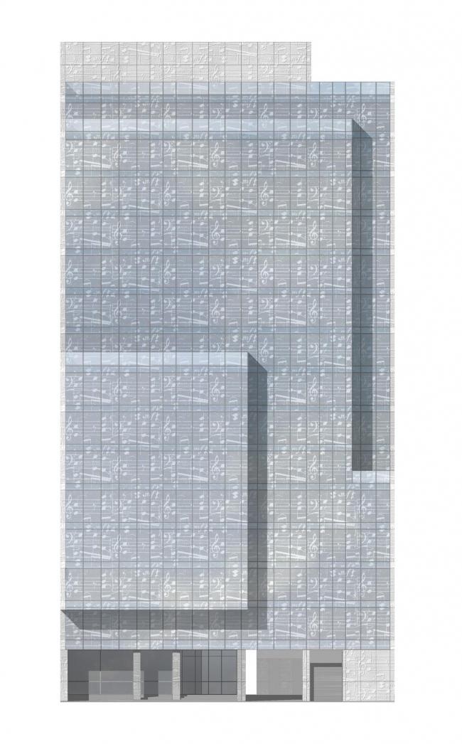 Комплекс офисных зданий на улице Северная, г. Краснодар. Прокофьев-плаза