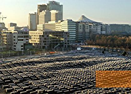Открылся мемориал Холокоста в Берлине