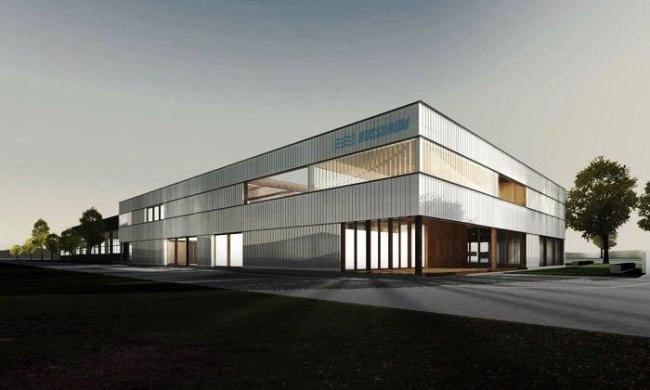 Информационный и учебный центр компании Nussbaum
