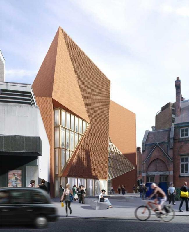 Студенческий центр Лондонской школы экономики