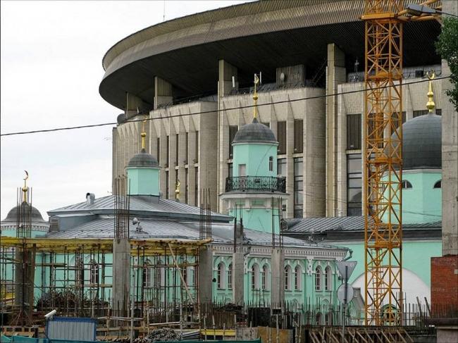 Московская соборная мечеть Выползов пер., д. 7:  рекомендовано вывести из списка памятников