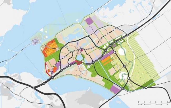 План развития Алмере - Almere Vision 2030