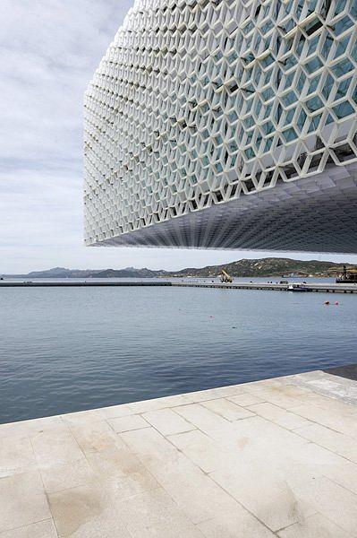 Реконструкция комплекса Арсенала на острове Маддалена