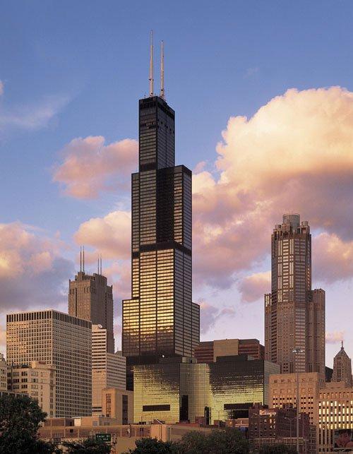 Новый старый небоскреб