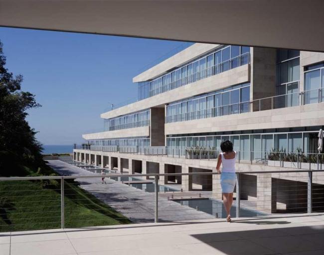 Жилой комплекс Edificio Acqua © Roman Vinoly