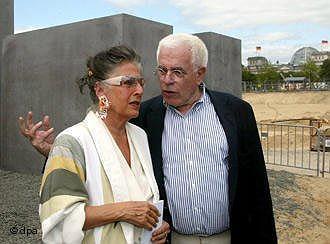 Питер Айзенман и Леа Рош