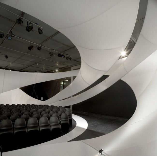 Зал камерной музыки. Фото © Luke Hayes